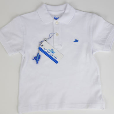 White Boys Polo