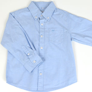 Blue Destin Dress Shirt