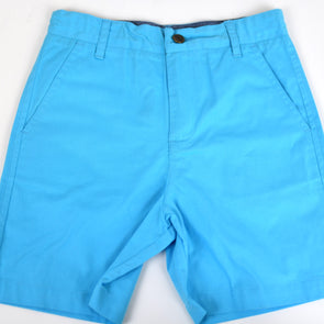 Turquoise Point Clear Shorts