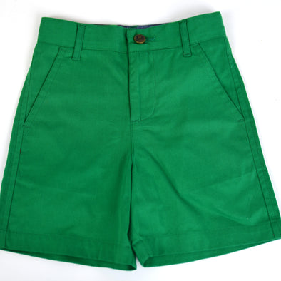Green Point Clear Shorts