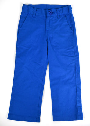 Royal Blue Point Clear Pants