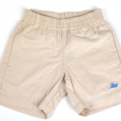 Khaki Boys Play Shorts
