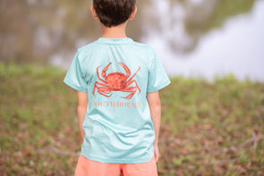 Crab Performance Tee
