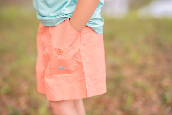 Persimmon Reef Shorts