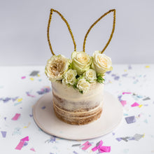 Load image into Gallery viewer, Bunny Ears Cake