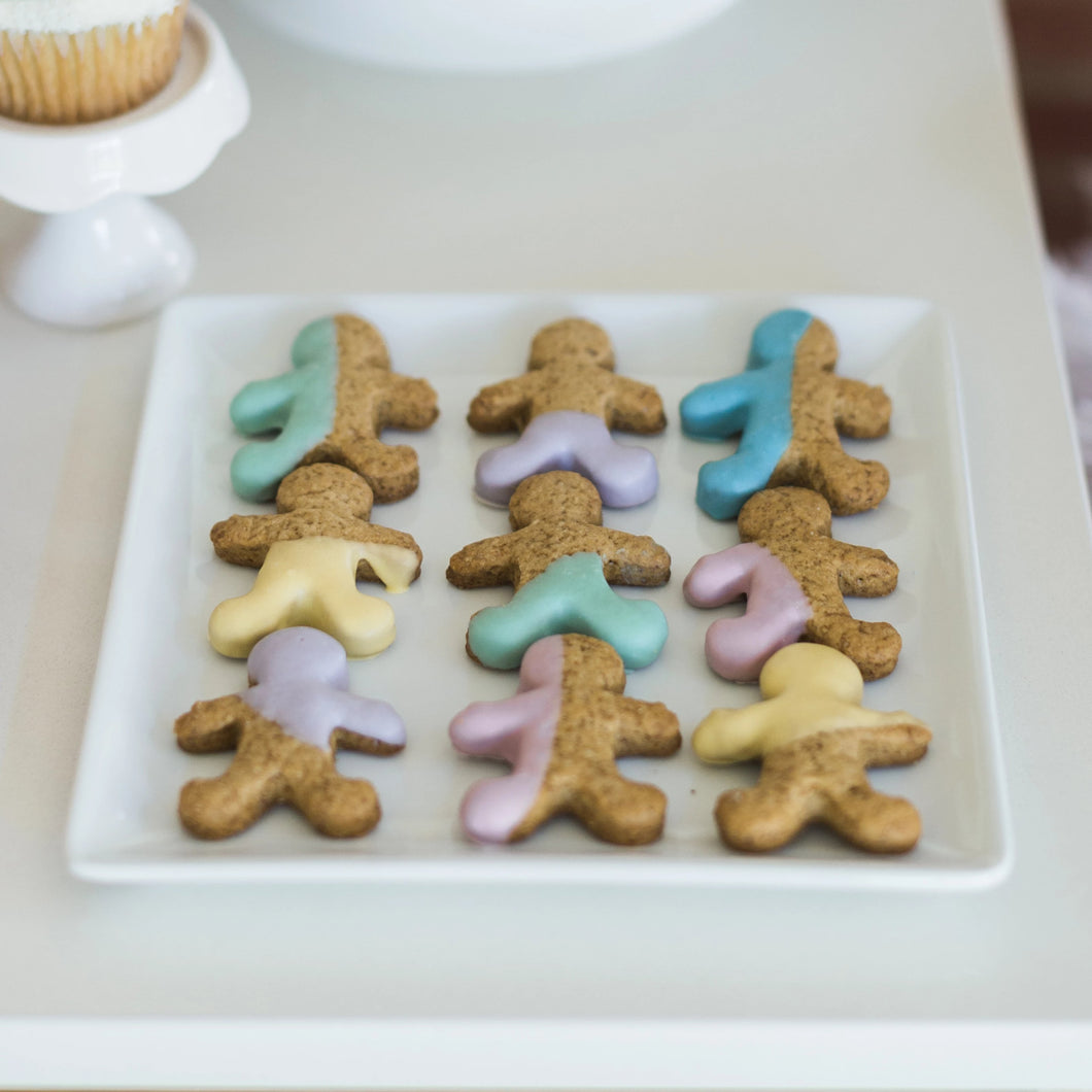 Christmas Gingerbread Mini Men