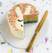 Load image into Gallery viewer, Sprinkle Bunny Cake