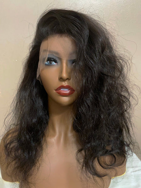 The Karisma  HD Lacefront wig
