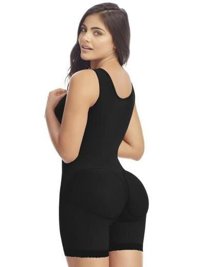 Full Body Shaper Post Compression Garment with Bra