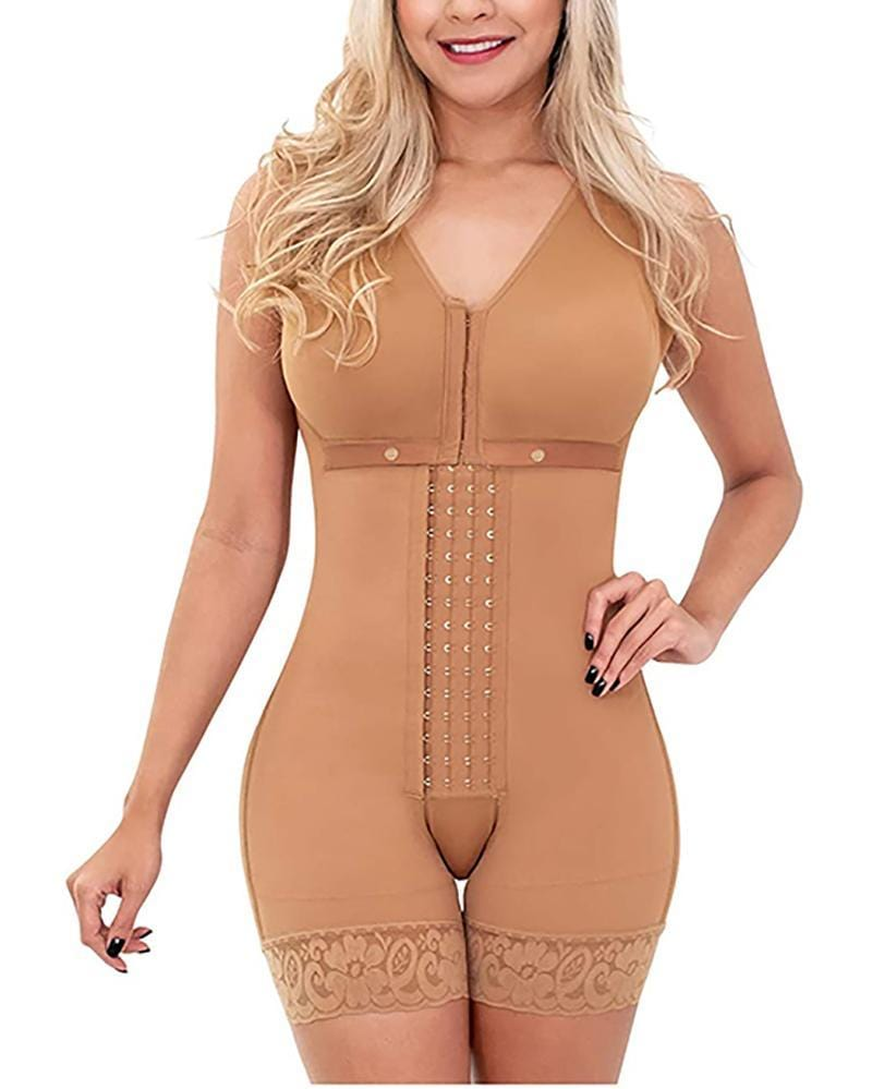 Waist slimming corset female