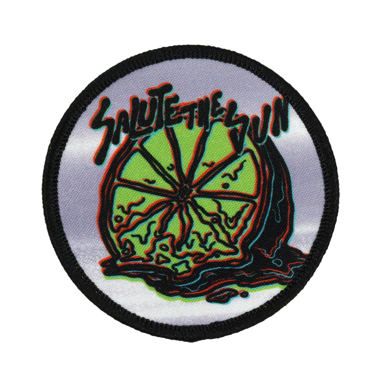 Salute the Sun Circle Patch