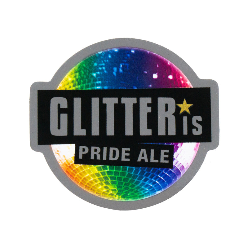 Glitteris Sticker - Single