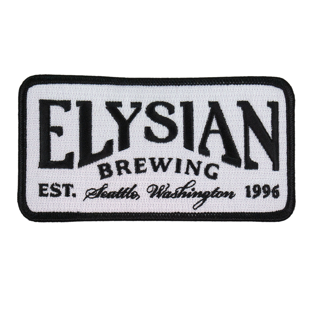 Elysian Woven Patch - Large