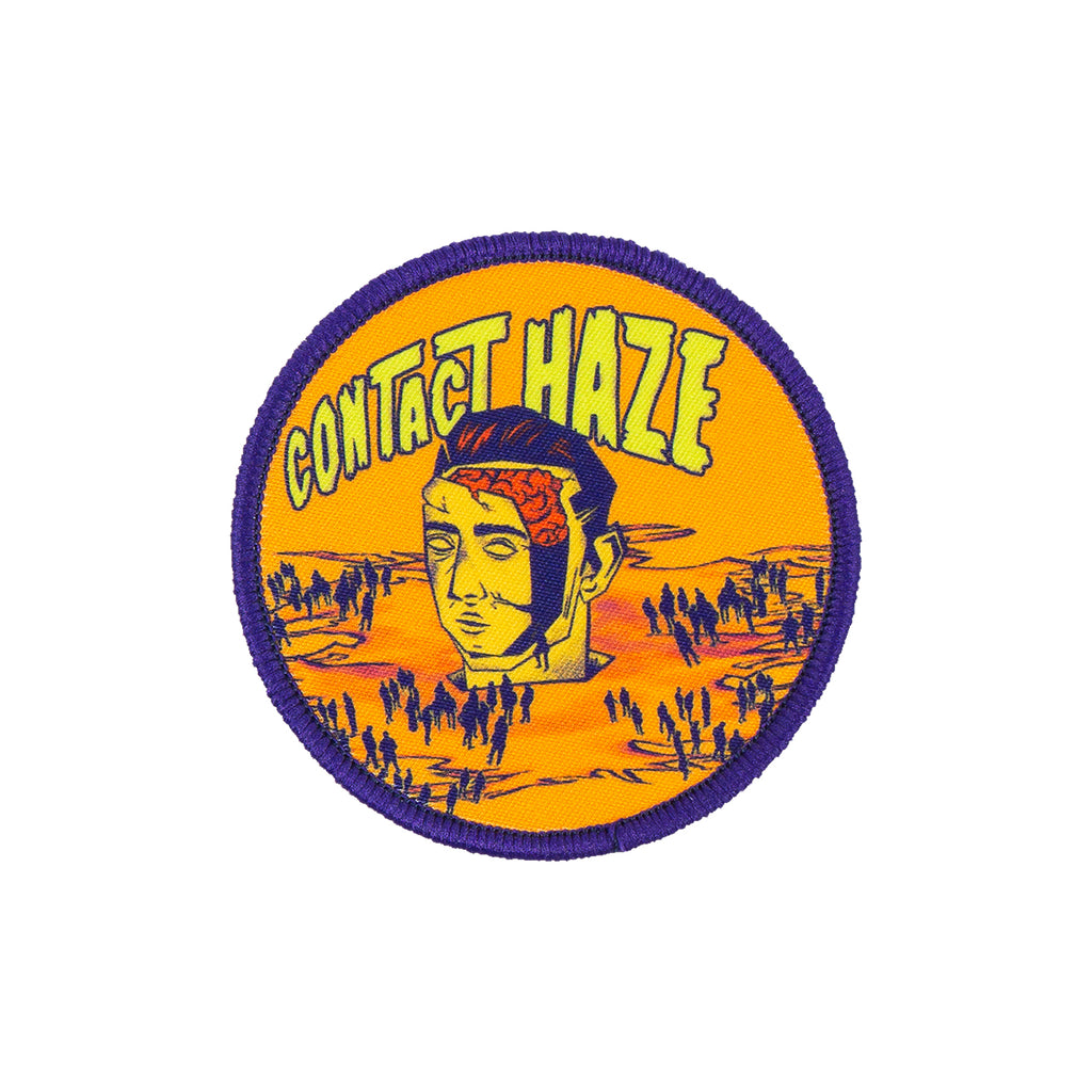 Contact Haze Circle Patch