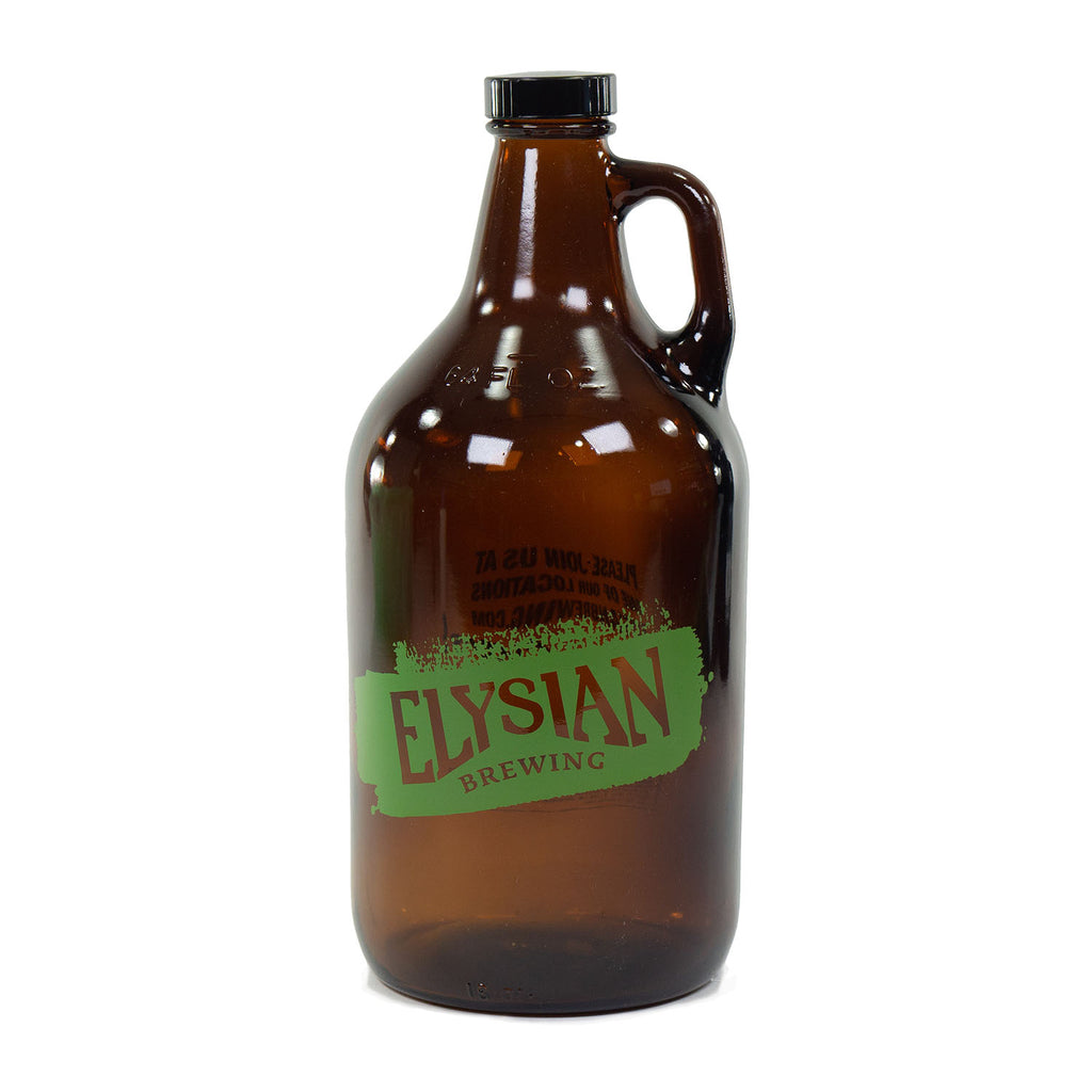 Elysian Glass Growler