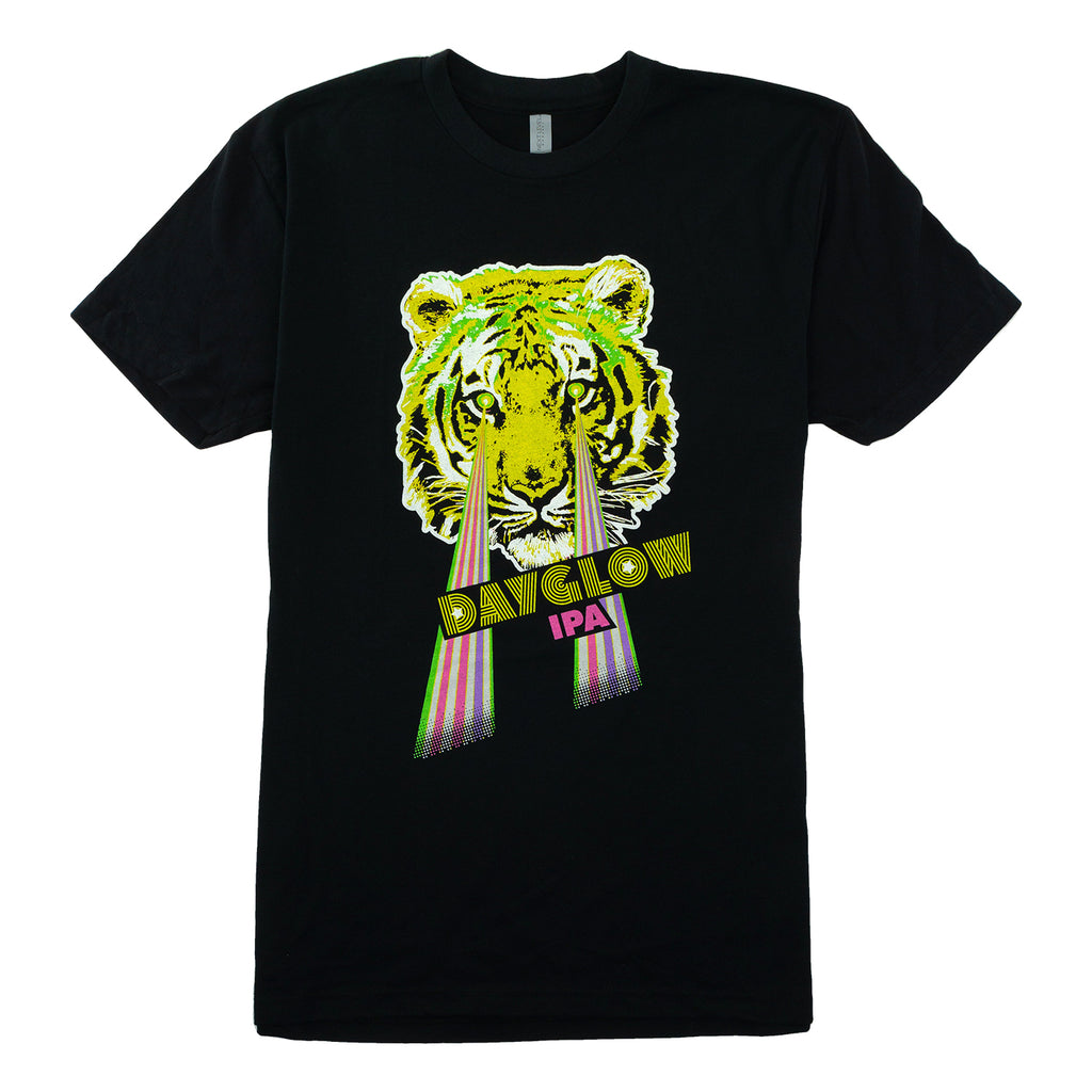 Dayglow Tee - Black