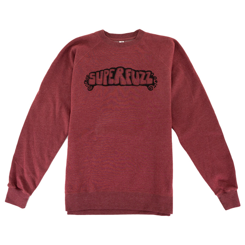 Superfuzz Raglan Crew Sweatshirt