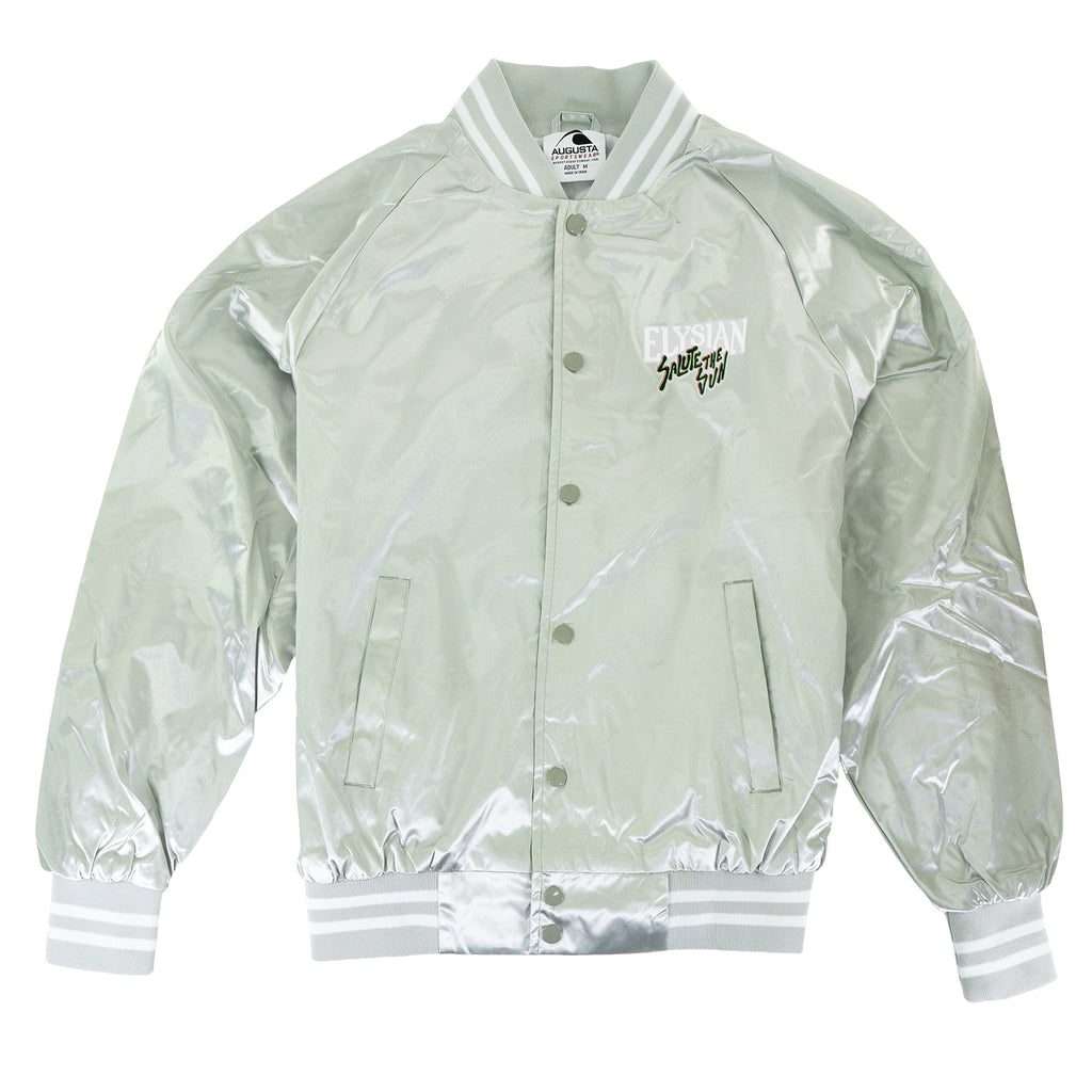 Salute the Sun Bomber Jacket