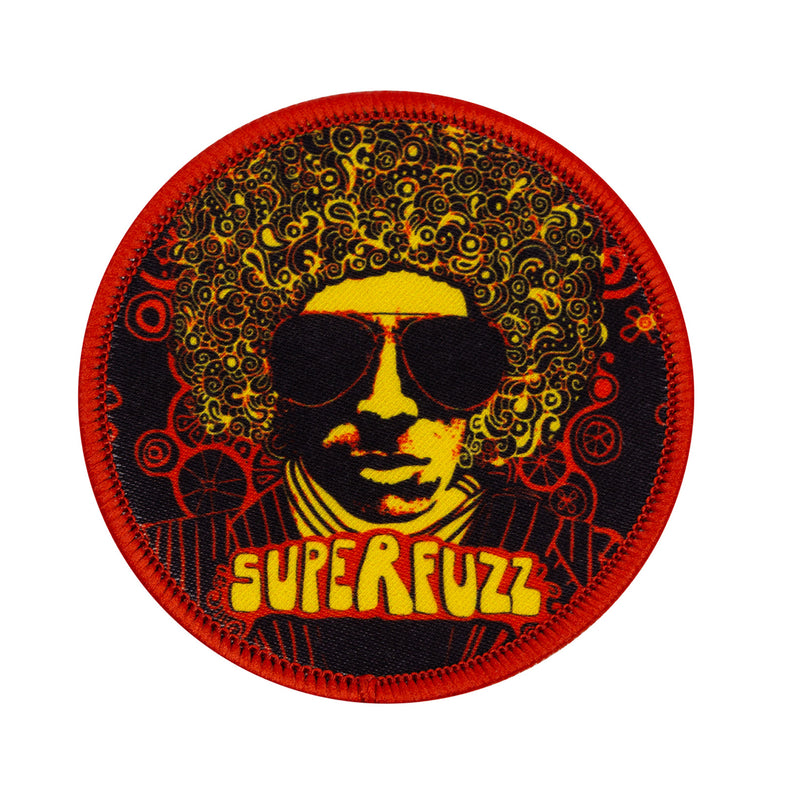 Superfuzz Circle Patch