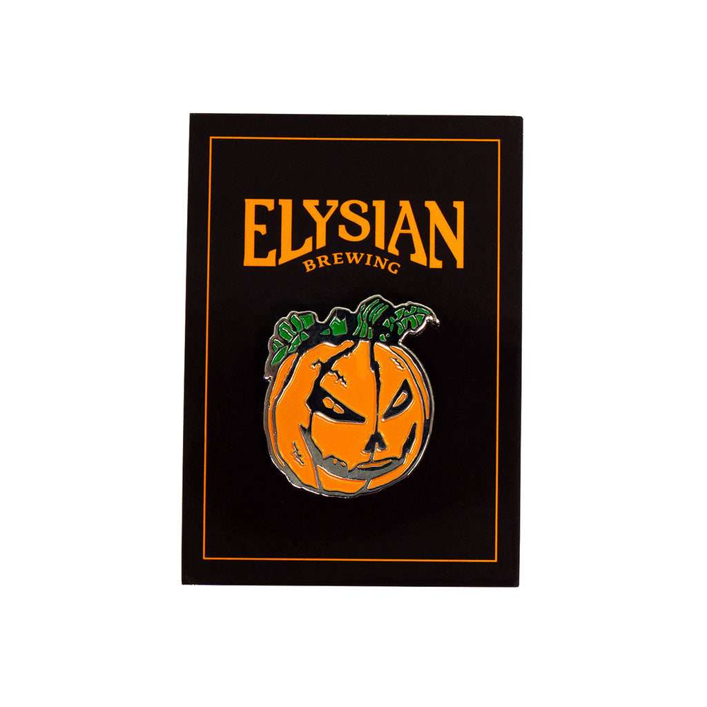 Great Pumpkin Enamel Pin