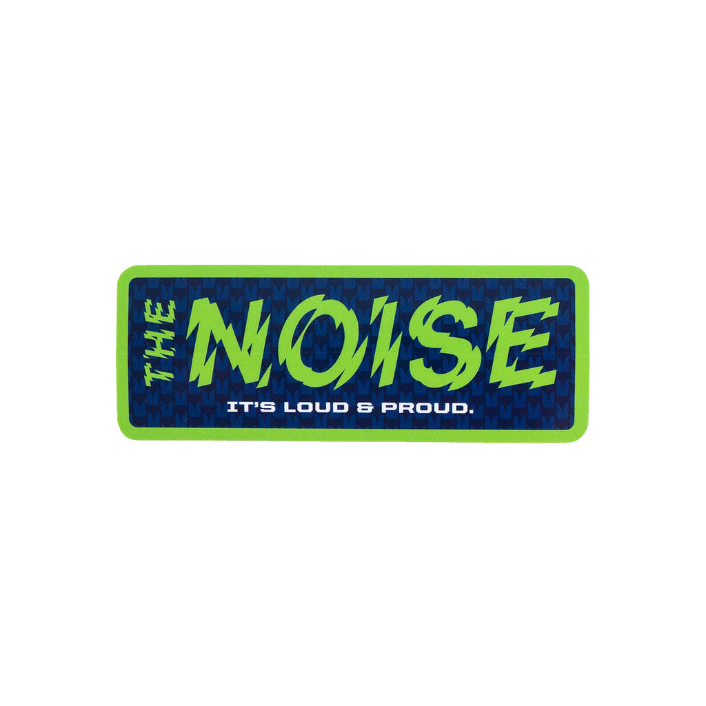 The Noise Sticker