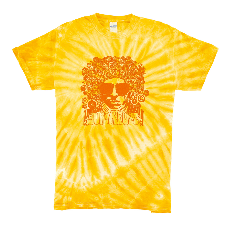 Superfuzz Tie Dye Tee