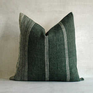 ACHI- Vintage Indian Wool Pillow Cover