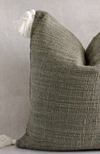 Load image into Gallery viewer, JOBA - Textured Natural Raw Cotton Pillow Cover