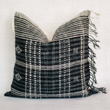 Load image into Gallery viewer, KWAME - Vintage Indian Wool Pillow Cover