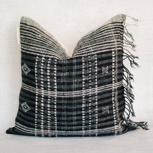 KWAME - Vintage Indian Wool Pillow Cover