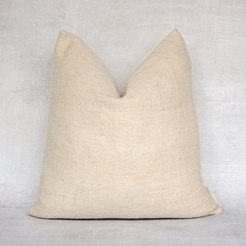YEWANDE - Vintage Indian Wool Pillow Cover