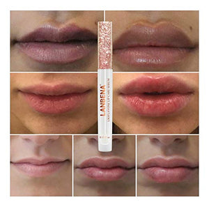 Lip Injection Natural Lip Gloss