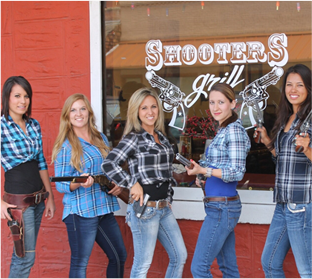 Shooters Grill GEAR