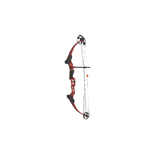 18 Genesis Mini Bow Red Left Hand