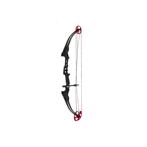 18 Genesis Bow Black w/Red Cam Left Hand