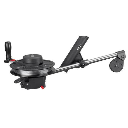 "Scotty 1080 Strongarm 24"" Manual Downrigger w/Rod Holder"