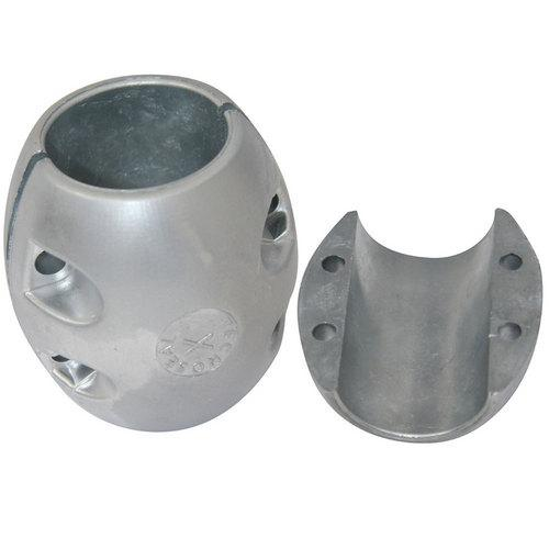 "Tecnoseal X14 Shaft Anode - Zinc - 3-1/4"" Shaft Diameter"