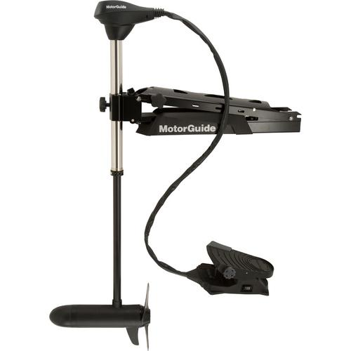 "MotorGuide X5-80FW - Bow Mount Trolling Motor - Foot Control - 80lb-50""-24V"