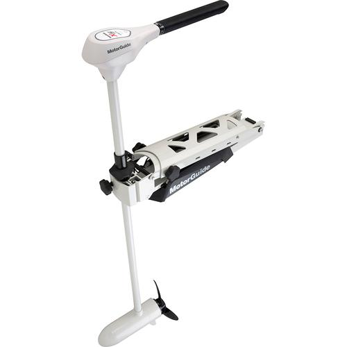 "MotorGuide X5-105SW Salt Water Digital Hand Control Bow Mount Trolling Motor - 105lbs-50""-36V"