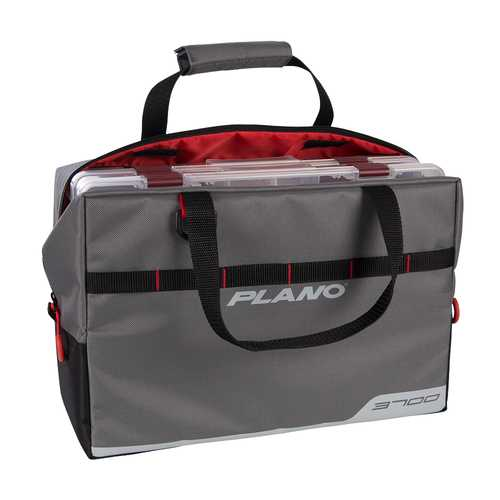 Plano Weekend Series Speedbag&trade - 2-3700 Stowaways Included - Gray