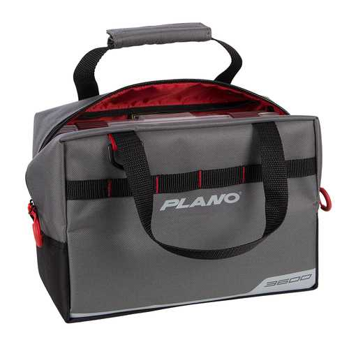 Plano Weekend Series Speedbag&trade - 2-3600 Stowaways Included - Gray