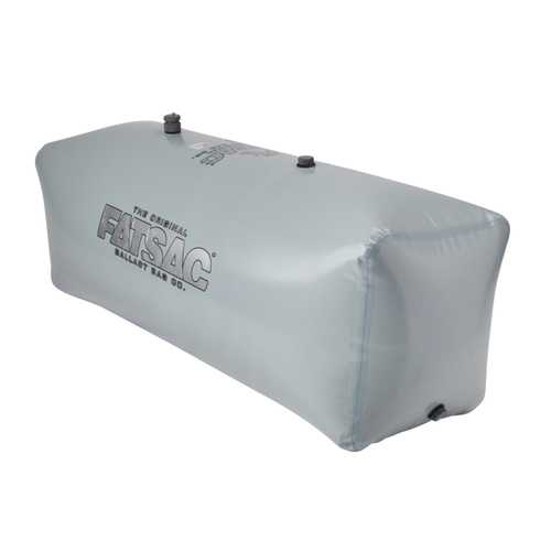 FATSAC Original Ballast Bag - 750lbs - Gray