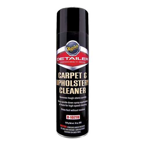 Meguiar&#39s Detailer Carpet &amp Upholstery Cleaner - 19oz