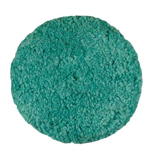 Presta Rotary Blended Wool Buffing Pad - Green Light Cut/Polish