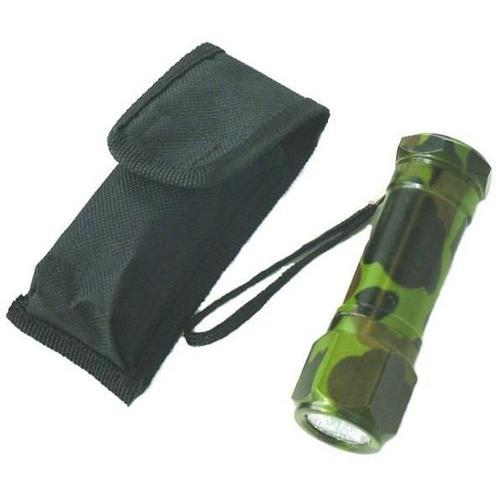 CLOSEOUT SALE 8 Bulb Led Flashlight FL309CP