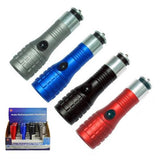 Auto Rechargeable LED Flashlight FL436DS
