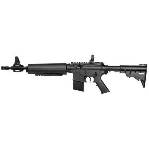 Crosman M4-177 Multi-Pump Air Rifle, Adj. Stock