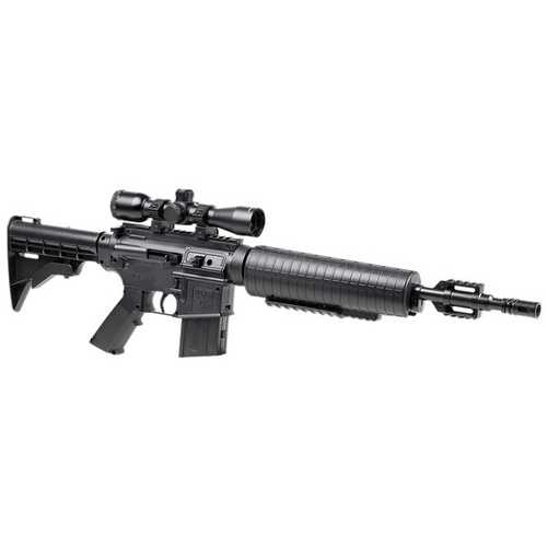 Crosman M4-177 Air Rifle Combo, Black