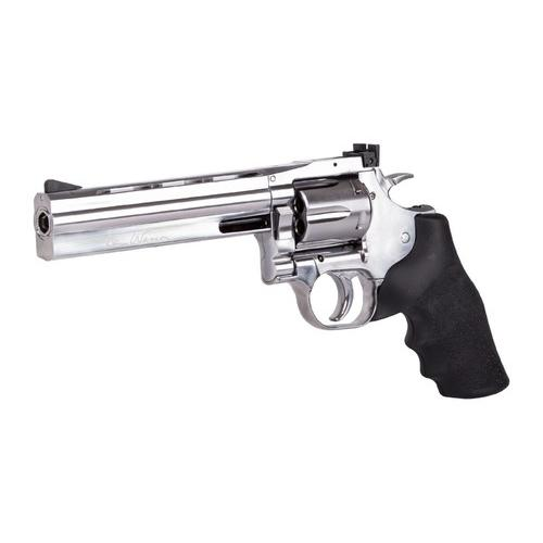 "Dan Wesson 715 6"" CO2 BB Revolver, Nickel"