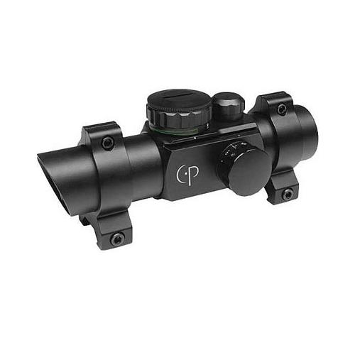 CenterPoint 1x25mm Multi-TAC Quick Aim Sight, Weaver-Style Rings